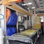 ambulance blindée
