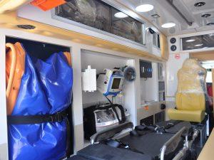 Ambulância Blindada Land Cruiser