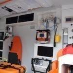 سيارة إسعاف فورد لنقل المرضى