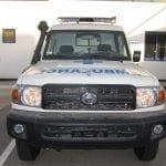 Land Cruiser 4x4 Ambulance