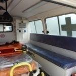 Ambulance 4x4 Land Cruiser