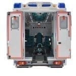 Mercedes Box Type Ambulance