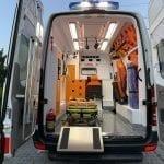 Mercedes Emergency Type Ambulance