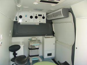 Ambulance D'examen Gynécologique