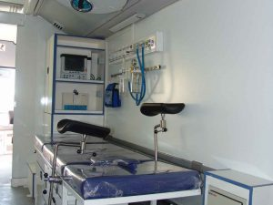 Vehicule Sanitaire Mobile
