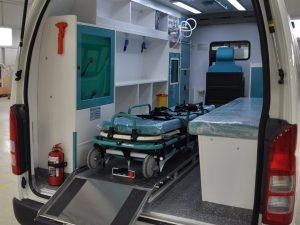 سيارات إسعاف تويوتا هايس