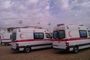 4x4 Mercedes Ambulance