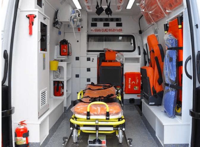 Mercedes ambulance 2018 Ready for shipment 4