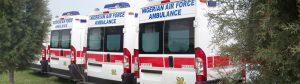 Peugeot Boxer Ambulance