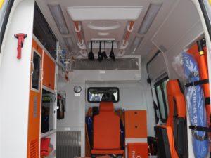 Infection Type Ambulance