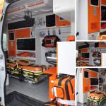Tente d'Infection Contre le Corona ambulancemed