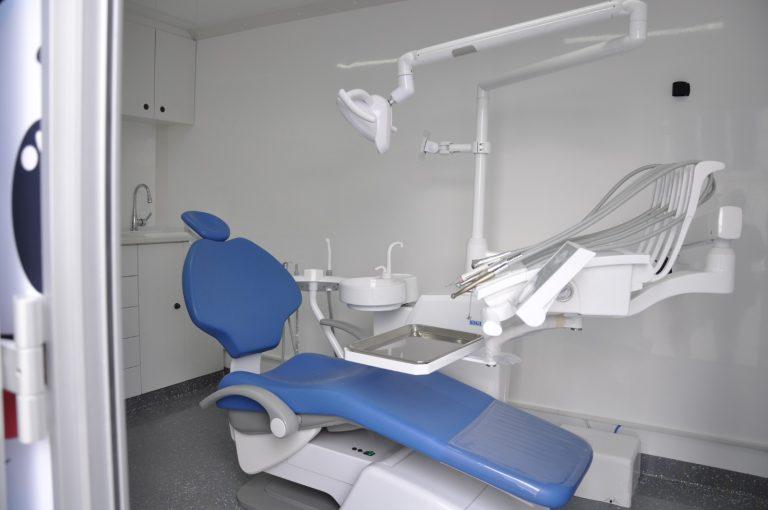 Mobile Dental Clinic Republic of Ecuador