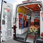 Ambulancias Volkswagen Crafter
