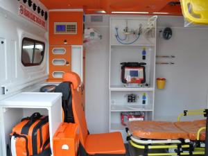 سيارة إسعاف فولكس واجن