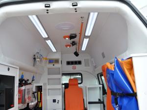 Ambulance De Transport Volkswagen