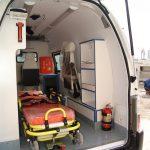 nissan ambulance 8