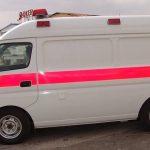 nissan ambulance1
