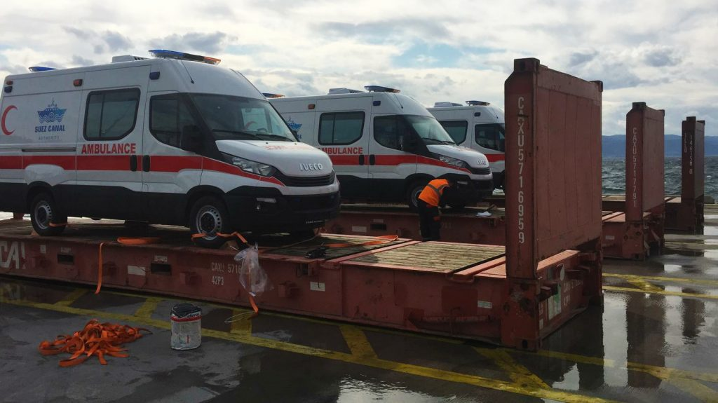 Ambulance Iveco Daily