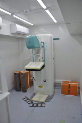 Unidad De Mamografia Móvil