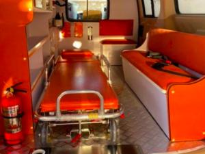 Ambulance Privée Hyundai H1