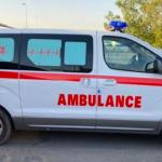 HYUNDAI H1 EMERGENCY AID AMBULANCE 6