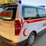 HYUNDAI H1 EMERGENCY AID AMBULANCE 7