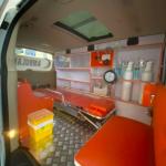 HYUNDAI H1 EMERGENCY AID AMBULANCE 8