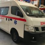 Nissan Urvan Emergency Ambulance 2