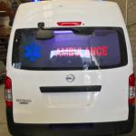 Nissan Urvan Emergency Ambulance 3