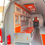 TOYOTA HIACE EMERGENCY AID AMBULANCE 2