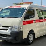 TOYOTA HIACE EMERGENCY AID AMBULANCE 5