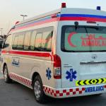 TOYOTA HIACE EMERGENCY AID AMBULANCE 8