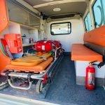 TOYOTA LAND CRUISER 4X4 EMERGENCY AID AMBULANCE 4