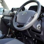 TOYOTA LAND CRUISER 4X4 RIGHT HAND DRIVE AMBULANCE 2
